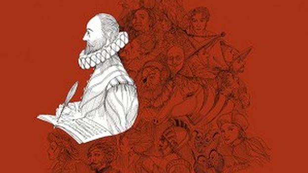 La exposición coincide con la puesta en escena de 'Don Quijote' por el Ballet Nacional de Cuba. (Acción Cultural Española)