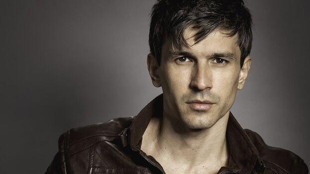 Rafael Ernesto Hernández se inició en el mundo de la televisión con la serie de aventuras 'El conde de Montecristo'. (Cortesía)