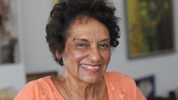 Rojas nació en Santiago de Cuba en mayo de 1931. (Twitter/@LuisMorlote)