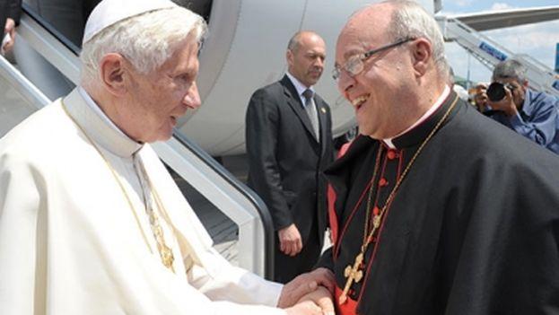 'Sodoma' señala que el viaje a Cuba fue crucial en la renuncia de Benedicto XVI. (CubaSí)