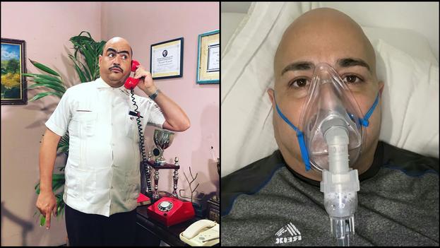 El conductor de programas de TV José Carlucho dio a conocer el delicado estado de salud de Andy Vázquez. (Collage)