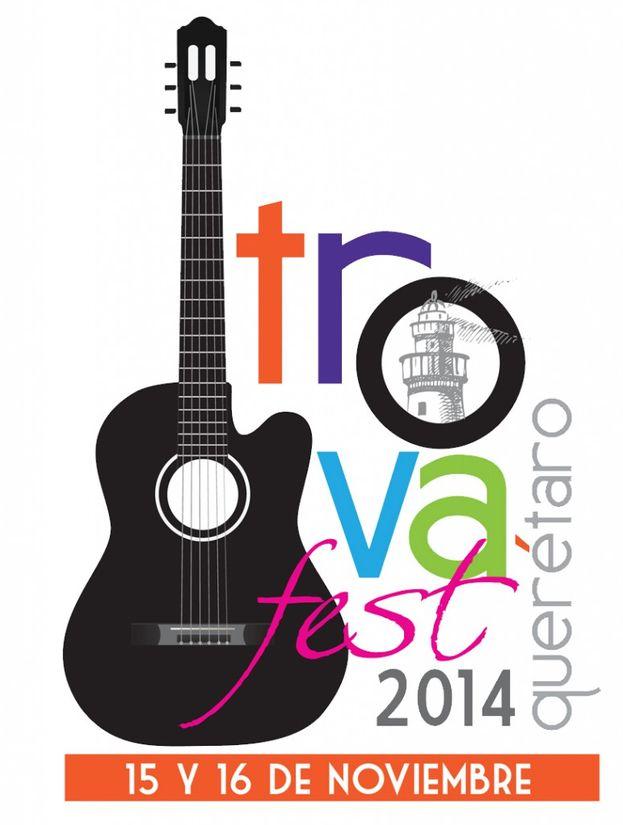 Trovafest 2014, cartel oficial del evento