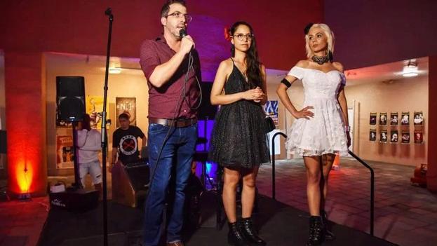 """Umbrella Art Foundation fue creada en 2018 para """"proteger artistas de dentro y fuera de Cuba que son censurados"""". (EFE)"""