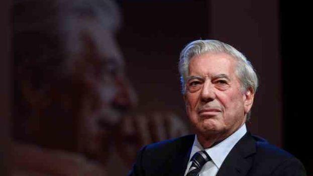 El escritor Mario Vargas Llosa, premio Nobel de Literatura. (EFE)