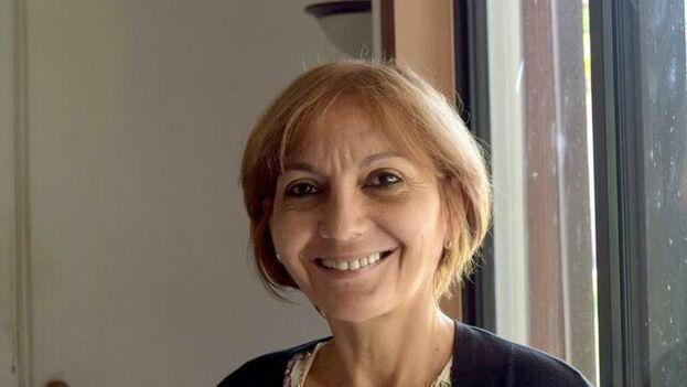 Verónica Vega ha retratado en su novela Alamar, una obra con paralelismos con 'Las olas', de Virginia Woolf. (EFE)