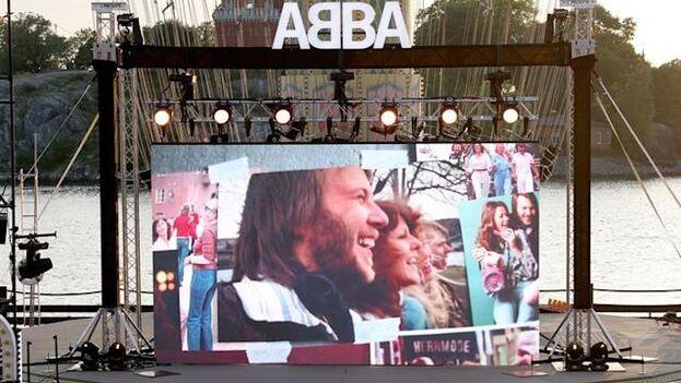 'Voyage', el noveno álbum de estudio de Abba, contendrá diez canciones y saldrá a la venta el próximo 5 de noviembre. (EFE)