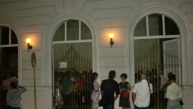 El XVI Festival Nacional de Teatro de Camagüey. (14ymedio)