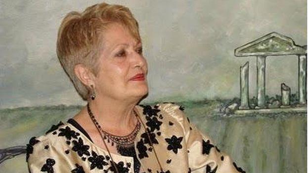 Yolanda Farr, que triunfó en Cuba en los años 50, es hija de padre español y madre alemana. (Ecured/ CC)