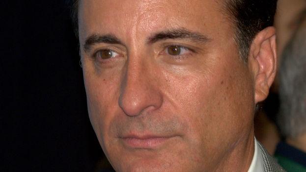 El actor cubano Andy García. (Wikimedia)