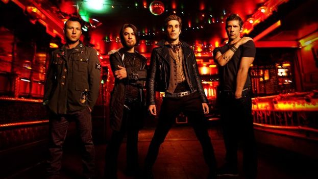 La banda estadounidense Jane's Addiction. (Facebook)