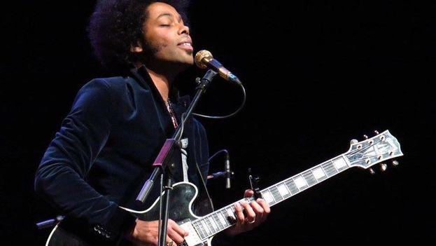 El cantante Alex Cuba. (Facebook)