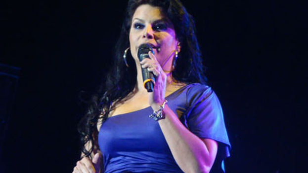 La cantante Olga Tañón. (Wikimedia Commons)