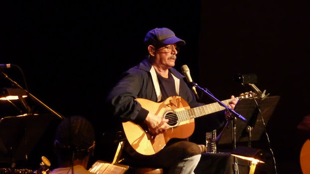 El cantautor Silvio Rodríguez. (CC/Flickr)