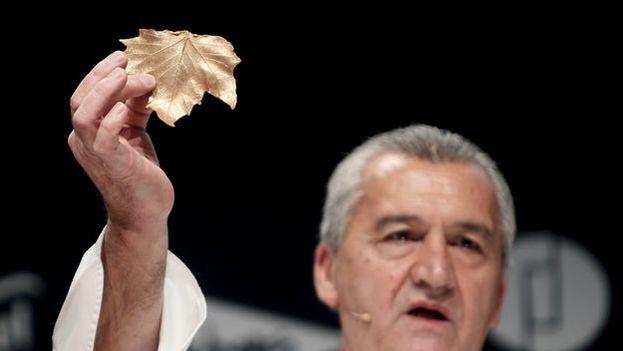 El cocinero Paco Torreblanca. (EFE)