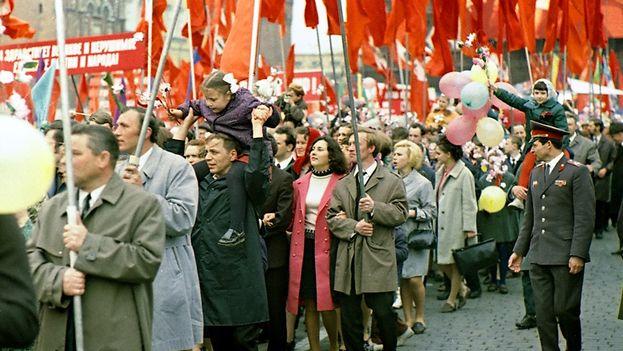 La autora se centró en dar con aquellas personas que se habían adherido por completo al sueño comunista y que no han sabido adaptarse al individualismo desde el fin de la URSS. (В. Гуменюк)