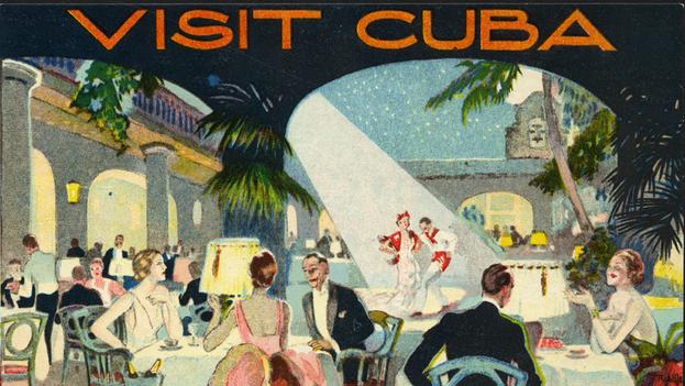 """La muestra constituye una mirada al pasado de una isla contemplada como un """"escape para los ciudadanos estadounidenses adinerados"""" de entonces. (Prometiendo el paraíso: el encanto de Cuba, la seducción de Estados Unidos)"""