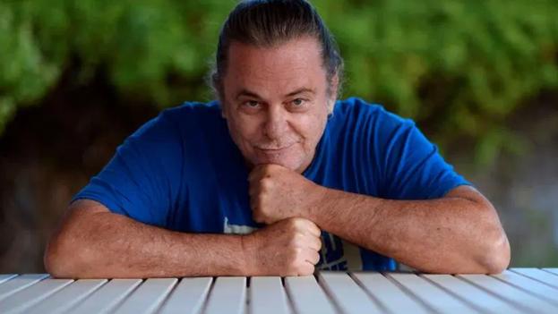 El creador de la saga de cortometrajes sobre Nicanor O'Donnell, en una entrevista con EFE en Valladolid. (EFE)