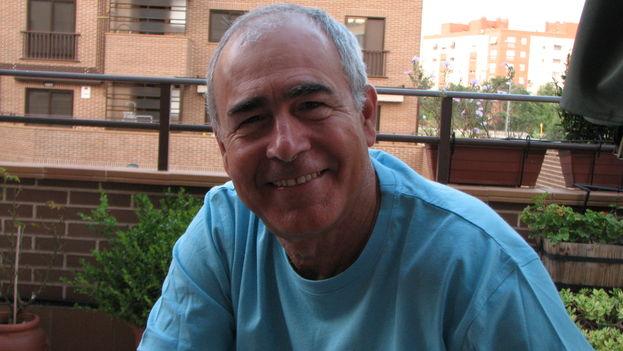 El escritor cubano-sueco Antonio Álvarez Gil. (Wikicommons)