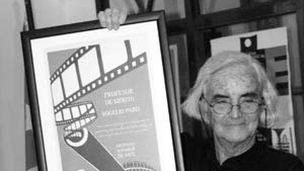 El director Rogelio París. (Cubacine)