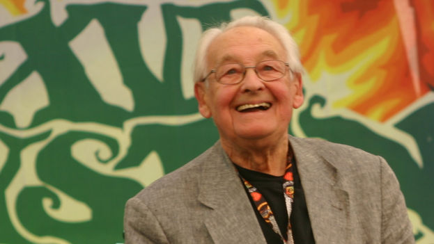 El director de cine polaco Andrzej Wajda. (Wikicommons)