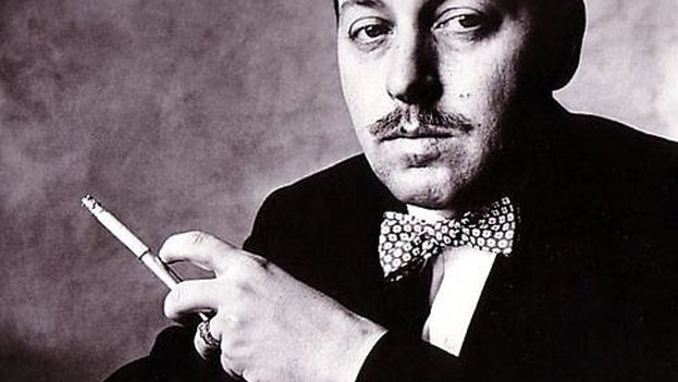 El dramaturgo, Tennesse Williams. (Facebook)