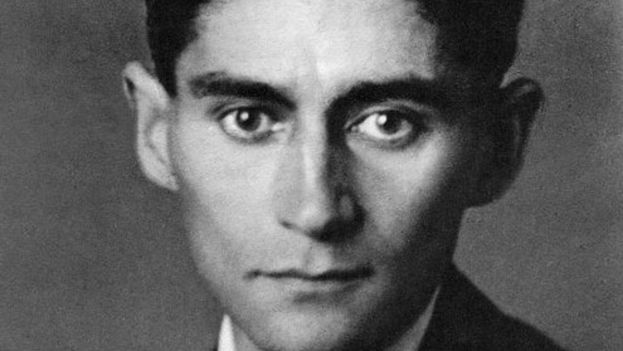 El escritor Franz Kafka. (Wikicommons)
