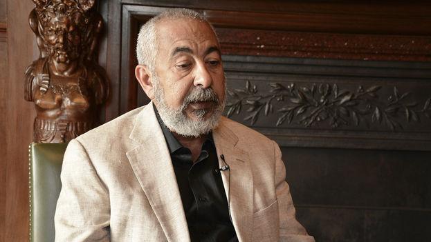 El escritor Leonardo Padura. (Casa de América)