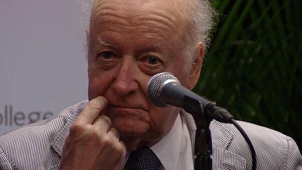 El escritor chileno Jorge Edwards. (CC)