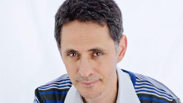 El escritor colombiano Pablo Montoya. (Adriana Agudelo-Toro/Facebook)