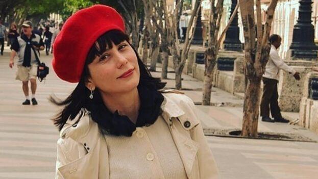 La escritora cubana Wendy Guerra se integra a CNN. (Instagram)
