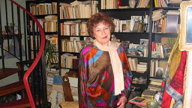 La escritora canario-cubana Nivaria Tejera falleció en París el pasado 6 de enero