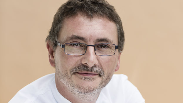 El chef español Andoni Luis Aduriz. (Mugaritz)