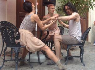 Los bailarines de Company E. (14ymedio)