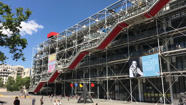 Las obras se exhibirán en el Centro Pompidou desde este miércoles hasta el próximo 16 de julio. (sortiraparis.com)