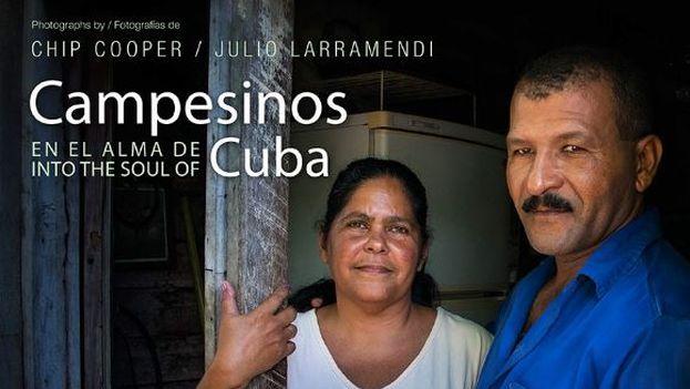 La exposición es el resultado de un año de trabajo y 10.000 kilómetros recorridos por ambos fotógrafos por todos los rincones de la Isla