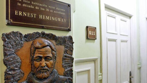 La cita incluirá visitas a lugares que frecuentaba Hemingway durante sus estancias habaneras. (EFE)