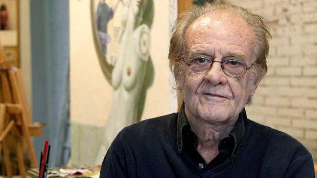 Tras varias estancias en hospitales, entre ellos uno cubano, Luis Eduardo Aute permanecía en su casa, cuidado por su familia. (EFE)