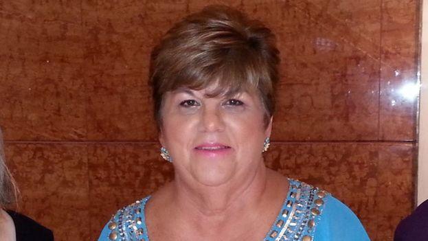 La intelectual cubana radicada en Miami Uva de Aragón. (Facebook)