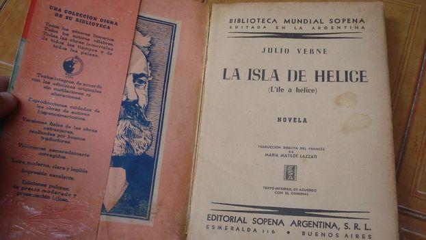 La isla de hélice, de Julio Verne