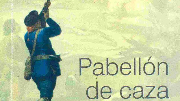 La portada del libro 'Pabellón de Caza', de Sergio García Zamora