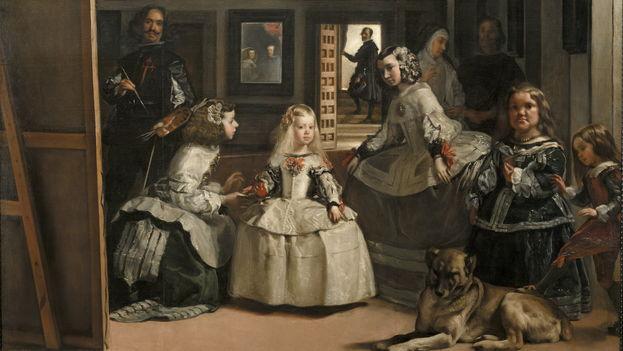 'Las meninas' de Velázquez.