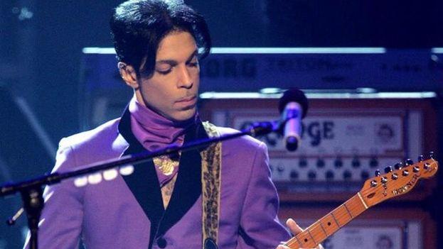 El músico estadounidense Prince. (EFE)