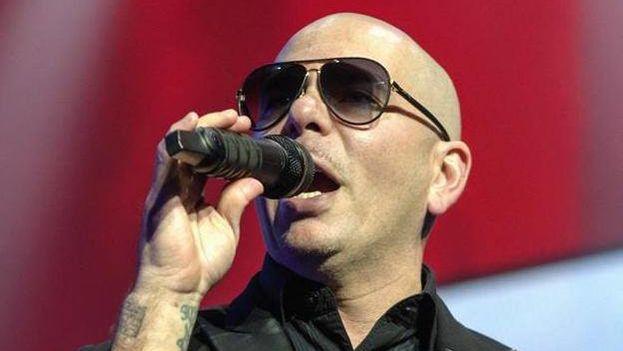 El músico de origen cubano Pitbull. (Facebook)