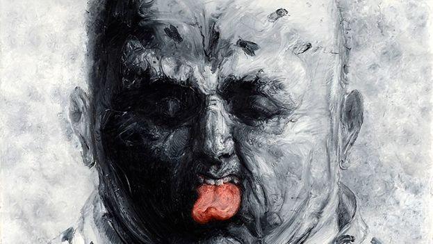 Una obra de Roberto Fabelo del proyecto 'Persistencia'.