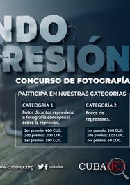 Las obras podrán enviarse hasta el día 15 de noviembre del 2020. (Cubalex)
