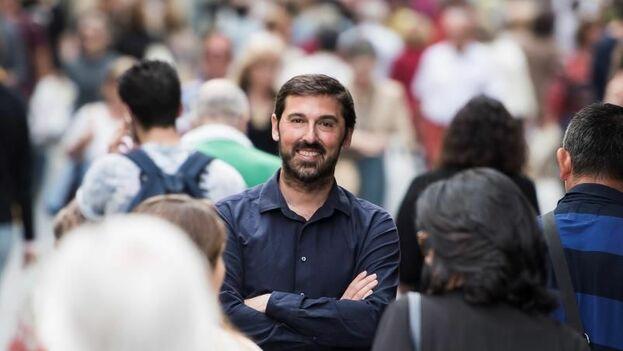El periodista y editor Daniel Pinilla. (EFE/Raúl Caro/Archivo)