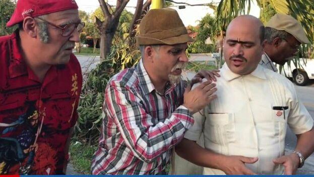 El personaje de Facundo está inspirado en el cuadro político cubano. (Facebook)