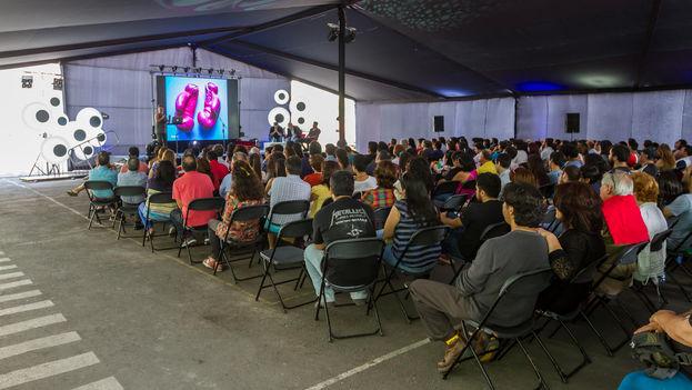 Unas 23.000 personas participaron en el Festival Puerto Ideas 2015.