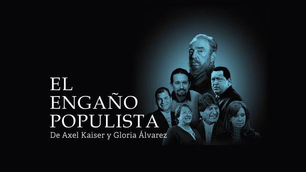 El libro 'El engaño populista' ha sido editado esta primavera por Ediciones Planeta Colombia