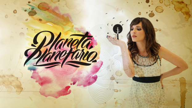 La portada de 'Planeta Planetario' de Diana Fuentes.